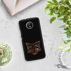 NEON GOLD ETUI NA TELEFON MOTOROLA MOTO G5S MIENIĄCE SIĘ ZLZ101