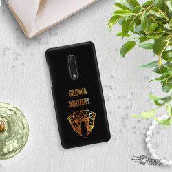 NEON GOLD ETUI NA TELEFON NOKIA 5 TA-1024 MIENIĄCE SIĘ ZLC107