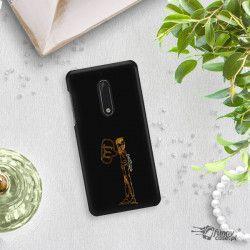 NEON GOLD ETUI NA TELEFON NOKIA 5 TA-1024  MIENIĄCE SIĘ ZLC110