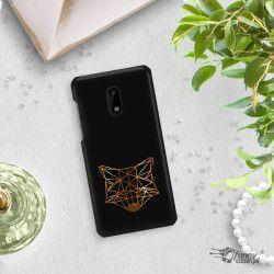 NEON GOLD ETUI NA TELEFON NOKIA 6 TA-1021 MIENIĄCE SIĘ ZLC101