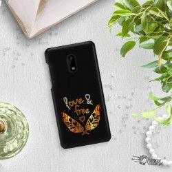 NEON GOLD ETUI NA TELEFON NOKIA 6 TA-1021 MIENIĄCE SIĘ ZLC113