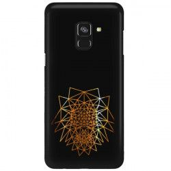 NEON GOLD ETUI NA TELEFON SAMSUNG GALAXY A5 2018 A8 2018 A530 MIENIĄCE SIĘ ZLC103