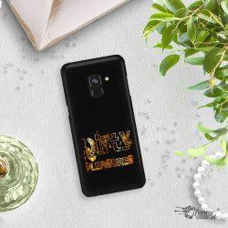 NEON GOLD ETUI NA TELEFON SAMSUNG GALAXY A5 2018 A8 2018 A530 MIENIĄCE SIĘ ZLC108