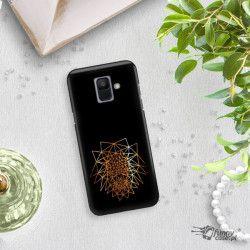 NEON GOLD ETUI NA TELEFON SAMSUNG GALAXY A6 2018 A600 MIENIĄCE SIĘ ZLC103