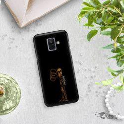 NEON GOLD ETUI NA TELEFON SAMSUNG GALAXY A6 2018 A600 MIENIĄCE SIĘ ZLC110