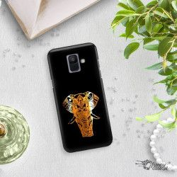 NEON GOLD ETUI NA TELEFON SAMSUNG GALAXY A6 2018 A600 MIENIĄCE SIĘ ZLC112