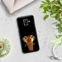 NEON GOLD ETUI NA TELEFON SAMSUNG GALAXY A6 2018 A600 MIENIĄCE SIĘ ZLC117