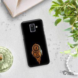 NEON GOLD ETUI NA TELEFON SAMSUNG GALAXY A6 2018 A600 MIENIĄCE SIĘ ZLC119