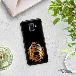 NEON GOLD ETUI NA TELEFON SAMSUNG GALAXY A6 2018 A600 MIENIĄCE SIĘ ZLC120