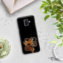 NEON GOLD ETUI NA TELEFON SAMSUNG GALAXY A6 2018 A600 MIENIĄCE SIĘ ZLC121