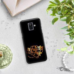 NEON GOLD ETUI NA TELEFON SAMSUNG GALAXY A6 2018 A600 MIENIĄCE SIĘ ZLC125