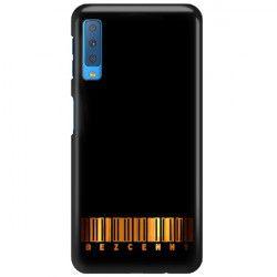 NEON GOLD ETUI NA TELEFON SAMSUNG GALAXY A7 2018 A8 PLUS A750 MIENIĄCE SIĘ ZLC105