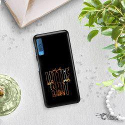 NEON GOLD ETUI NA TELEFON SAMSUNG GALAXY A7 2018 A8 PLUS A750 MIENIĄCE SIĘ ZLC109