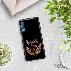 NEON GOLD ETUI NA TELEFON SAMSUNG GALAXY A7 2018 A8 PLUS A750 MIENIĄCE SIĘ ZLC113