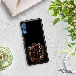NEON GOLD ETUI NA TELEFON SAMSUNG GALAXY A7 2018 A8 PLUS A750 MIENIĄCE SIĘ ZLC118