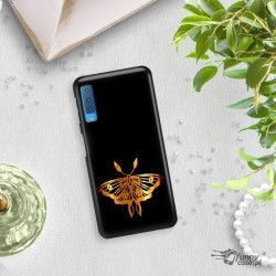 NEON GOLD ETUI NA TELEFON SAMSUNG GALAXY A7 2018 A8 PLUS A750 MIENIĄCE SIĘ ZLC122