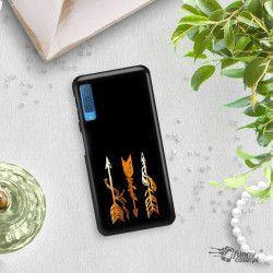NEON GOLD ETUI NA TELEFON SAMSUNG GALAXY A7 2018 A8 PLUS A750 MIENIĄCE SIĘ ZLC123