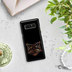 NEON GOLD ETUI NA TELEFON SAMSUNG GALAXY NOTE 8 N950 MIENIĄCE SIĘ ZLC101