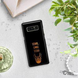 NEON GOLD ETUI NA TELEFON SAMSUNG GALAXY NOTE 8N950 MIENIĄCE SIĘ ZLC102