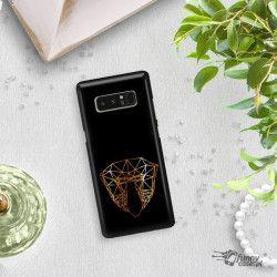 NEON GOLD ETUI NA TELEFON SAMSUNG GALAXY NOTE 8 N950 MIENIĄCE SIĘ ZLC104