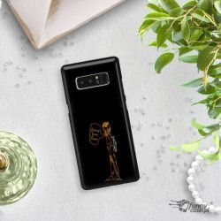 NEON GOLD ETUI NA TELEFON SAMSUNG GALAXY NOTE 8 N950 MIENIĄCE SIĘ ZLC110