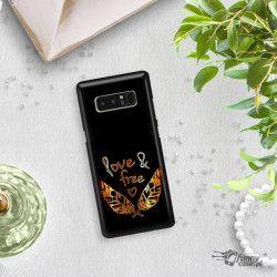 NEON GOLD ETUI NA TELEFON SAMSUNG GALAXY NOTE 8 N950 MIENIĄCE SIĘ ZLC113
