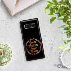 NEON GOLD ETUI NA TELEFON SAMSUNG GALAXY NOTE 8 N950 MIENIĄCE SIĘ ZLC114