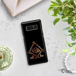 NEON GOLD ETUI NA TELEFON SAMSUNG GALAXY NOTE 8 N950 MIENIĄCE SIĘ ZLC115