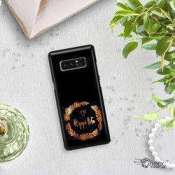NEON GOLD ETUI NA TELEFON SAMSUNG GALAXY NOTE 8 N950 MIENIĄCE SIĘ ZLC116