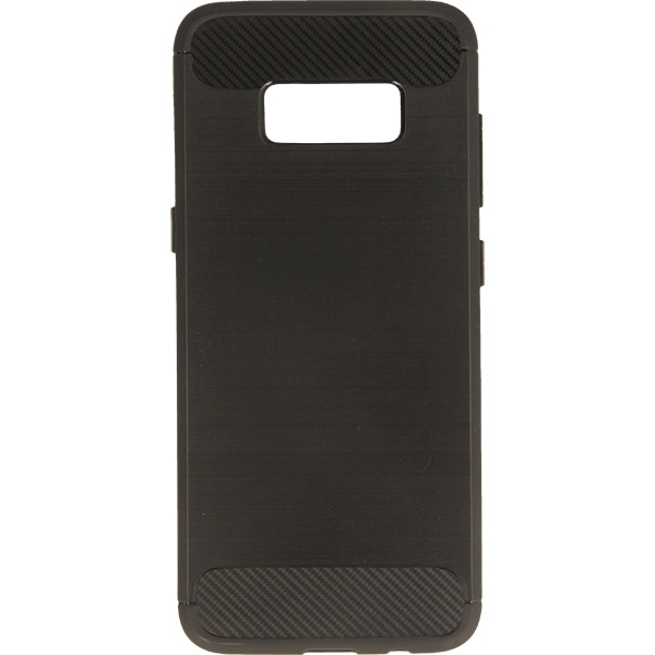 KARBON ETUI NA TELEFON SAMSUNG GALAXY S8 G950 CZARNY
