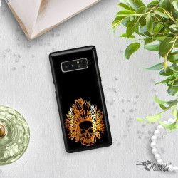 NEON GOLD ETUI NA TELEFON SAMSUNG GALAXY NOTE 8 N950 MIENIĄCE SIĘ ZLC120