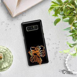 NEON GOLD ETUI NA TELEFON SAMSUNG GALAXY NOTE 8 N950 MIENIĄCE SIĘ ZLC121