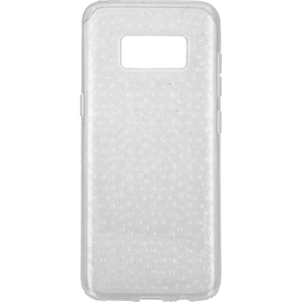 CLEAR 0.5mm WATER DRIP ETUI NA TELEFON SAMSUNG GALAXY S8 TRANSPARENTNY