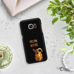 NEON GOLD ETUI NA TELEFON SAMSUNG GALAXY S7 EDGE G935 CZAR NEON ZLC106