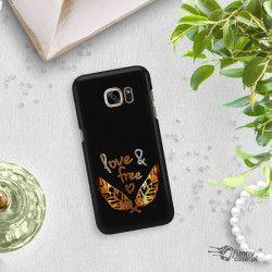NEON GOLD ETUI NA TELEFON SAMSUNG GALAXY S7 EDGE G935 CZAR NEON ZLC113