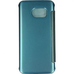 FLIP CLEAR VIEW ETUI NA TELEFON SAMSUNG GALAXY S7 G930 NIEBIESKI