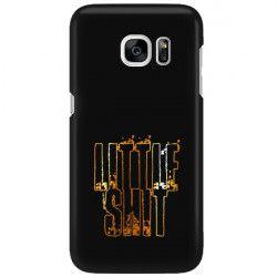 NEON GOLD ETUI NA TELEFON SAMSUNG GALAXY S7 G930 MIENIĄCE SIĘ ZLC109