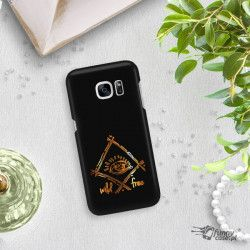 NEON GOLD ETUI NA TELEFON SAMSUNG GALAXY S7 G930 MIENIĄCE SIĘ ZLC115
