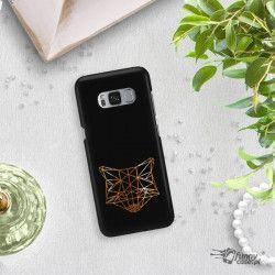 NEON GOLD ETUI NA TELEFON SAMSUNG GALAXY S8 MIENIĄCE SIĘ ZLC101