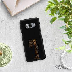 NEON GOLD ETUI NA TELEFON SAMSUNG GALAXY S8 MIENIĄCE SIĘ ZLC110
