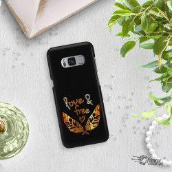 NEON GOLD ETUI NA TELEFON SAMSUNG GALAXY S8 MIENIĄCE SIĘ ZLC113