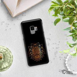 NEON GOLD ETUI NA TELEFON SAMSUNG GALAXY S9 G960 MIENIĄCE SIĘ ZLC103
