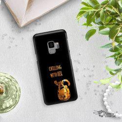NEON GOLD ETUI NA TELEFON SAMSUNG GALAXY S9 G960 MIENIĄCE SIĘ ZLC106