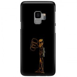NEON GOLD ETUI NA TELEFON SAMSUNG GALAXY S9 G960 MIENIĄCE SIĘ ZLC110