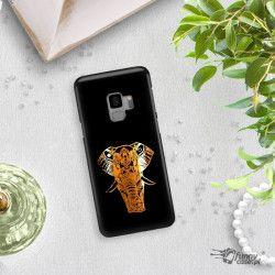 NEON GOLD ETUI NA TELEFON SAMSUNG GALAXY S9 G960 MIENIĄCE SIĘ ZLC112