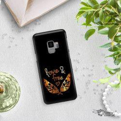 NEON GOLD ETUI NA TELEFON SAMSUNG GALAXY S9 G960 MIENIĄCE SIĘ ZLC113