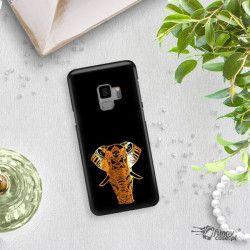 NEON GOLD ETUI NA TELEFON SAMSUNG GALAXY S9 G960 MIENIĄCE SIĘ ZLC117
