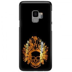 NEON GOLD ETUI NA TELEFON SAMSUNG GALAXY S9 G960 MIENIĄCE SIĘ ZLC120