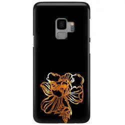 NEON GOLD ETUI NA TELEFON SAMSUNG GALAXY S9 G960 MIENIĄCE SIĘ ZLC121