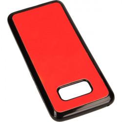 GUMA MAGIC ETUI NA TELEFON SAMSUNG GALAXY S8 G950F CZERWONY